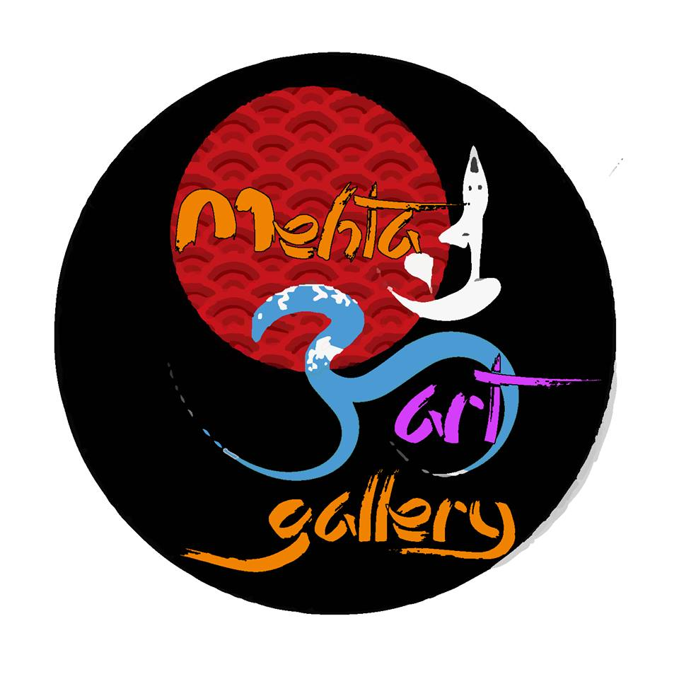 mehta art gallery logo