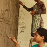 Mural Work by Mehta Art Gallery Varanasi Team