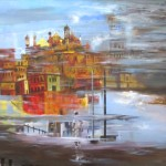 Shreya Agarwal- Reflection of Banaras