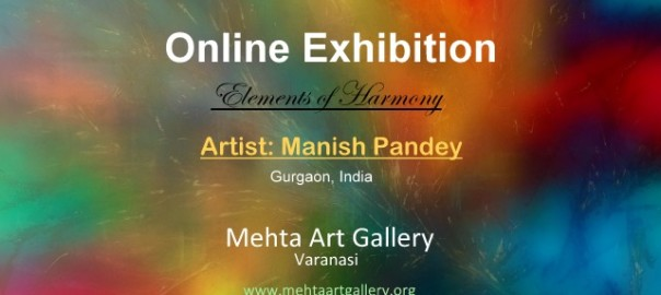 Manish Pandey online exhibition