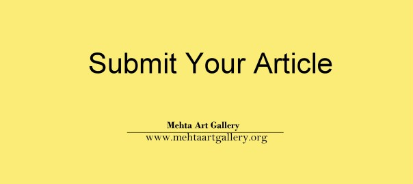 submit your article mehta art gallery