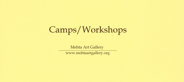 camp workshops varanasi mehta art art gallery