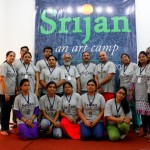 Srijan an art Camp