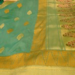Linen Banarasi saree exclusive collection in Varanasi