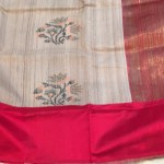 Exclusive designer's Linen Banarasi Saree Collections