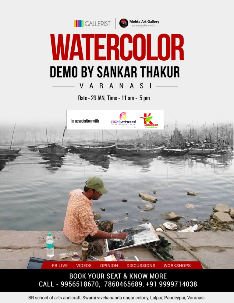 Workshop by Sankar Thakur
